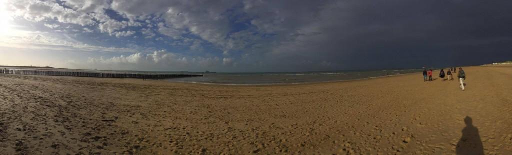 Strandexcursie 25-9-2016
