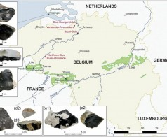 Characterization of flint from Hainaut and its significance for archaeological research