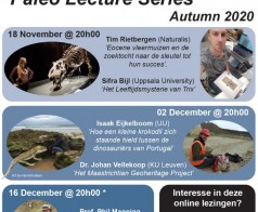 Paleo Lecture Series Autumn 2020